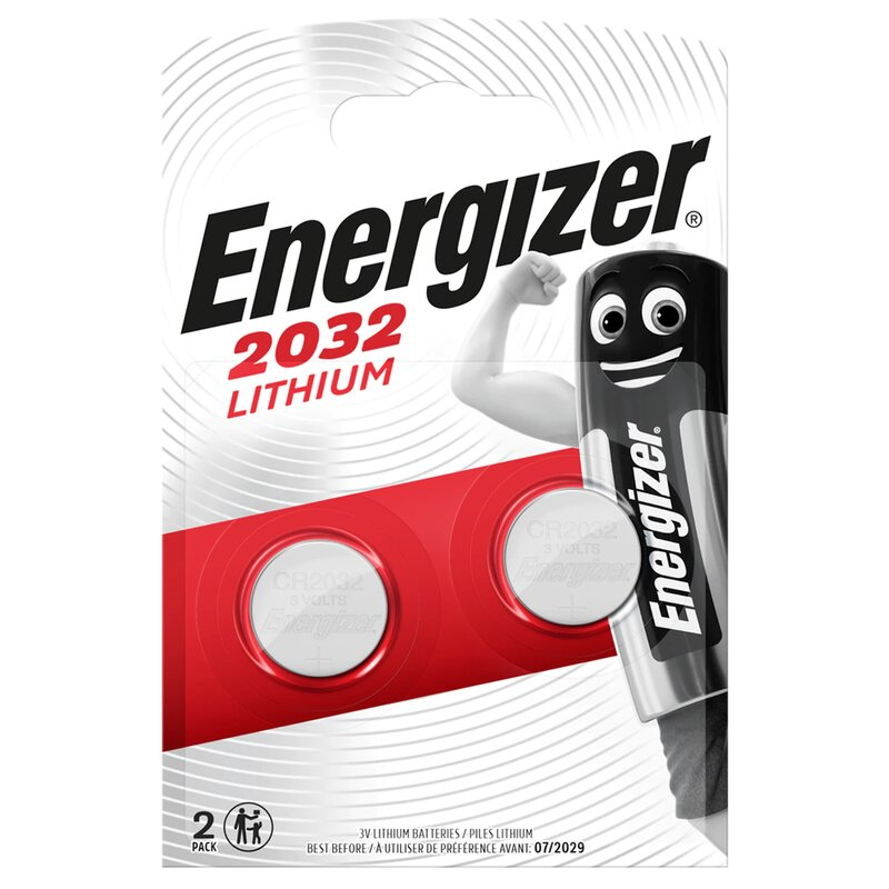 Baterie speciala Energizer CR2032/2BP